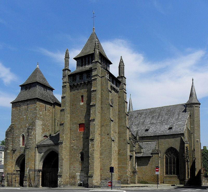 Saint Brieuc 22 Cathdrale